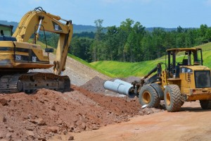 Lanier 400 Parkway Construction – July