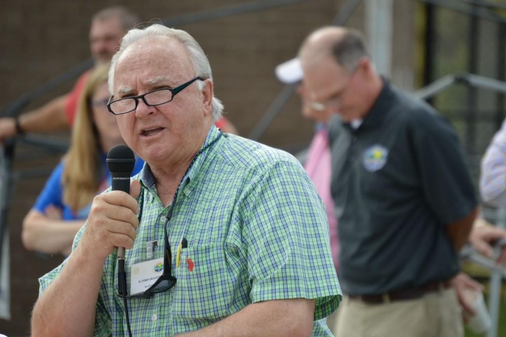 Mayor Gravitt