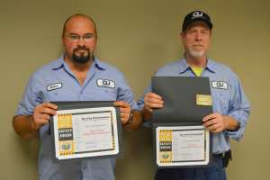 2016 Safety Awards